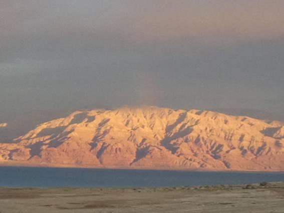 Индивидуальная экскурсия на мёртвое море Массада
